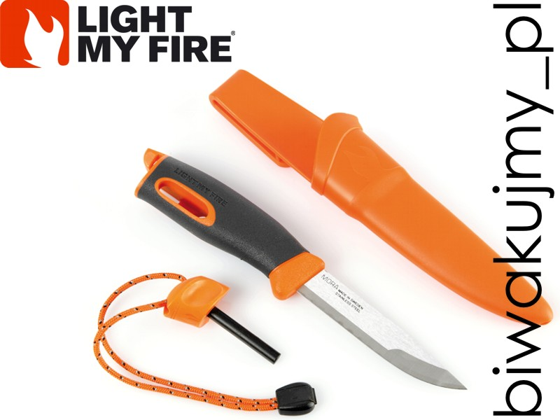 Nóż-krzesiwo Swedish Fire Knife® firmy Light My Fire